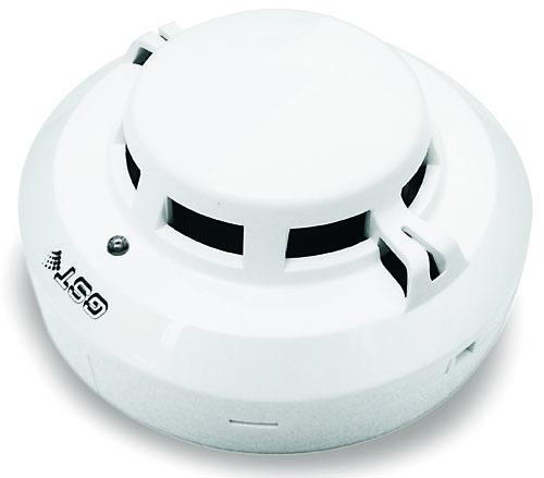 Addressable Smoke Detector Wiring Diagram: Gst Conventional Smoke Detector Wiring Diagram
